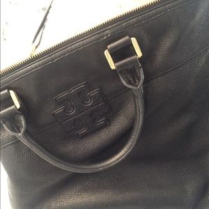 Tory Burch cross body leather bag